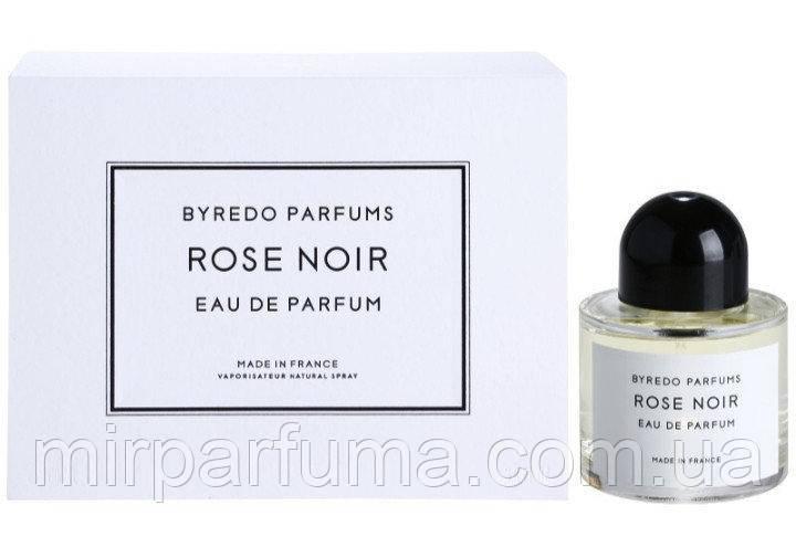 Парфюм унисекс Byredo Rose Noir 100 мл Буредо в подарочной упаковке