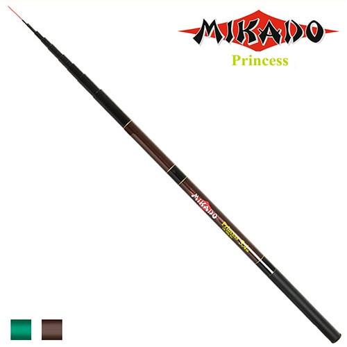 """Удочка безколечная """"Princess Mikado"""" 4.5 10-30г 10к"""