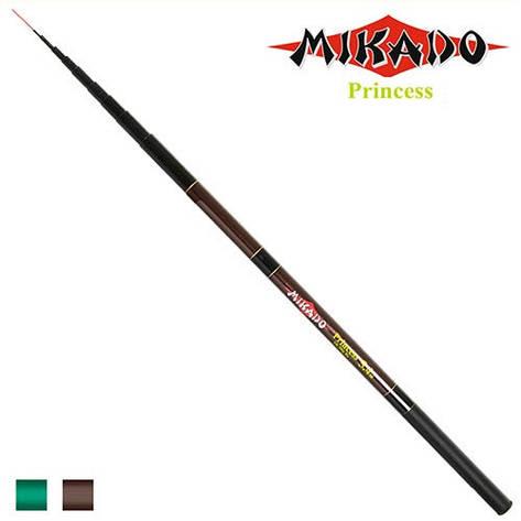 """Удочка безколечная """"Princess Mikado"""" 4.5 10-30г 10к, фото 2"""