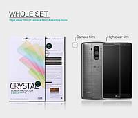Защитная пленка Nillkin для LG G4 Stylus глянцевая