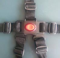Ремни безопасности 5-точечные (коляска, автокресло) УНИВЕРСАЛЬНЫЕ