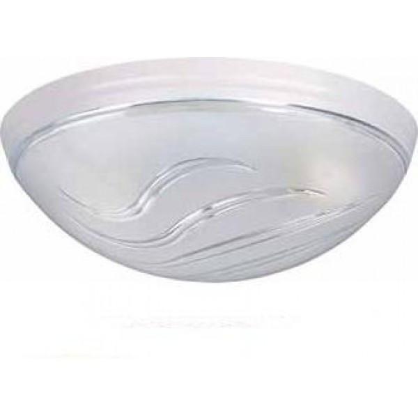 Cветильник пластиковый Облако 2х26W