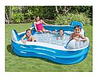 Надувной бассейн с сиденьями INTEX 56475, фото 3