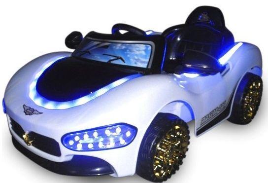 Детский электромобиль Cabrio MA с мягкими колесами (EVA-колеса) (дитячий електромобіль)