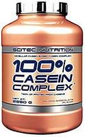 Протеин Scitec Nutrition 100% Casein Complex 2,35 кг
