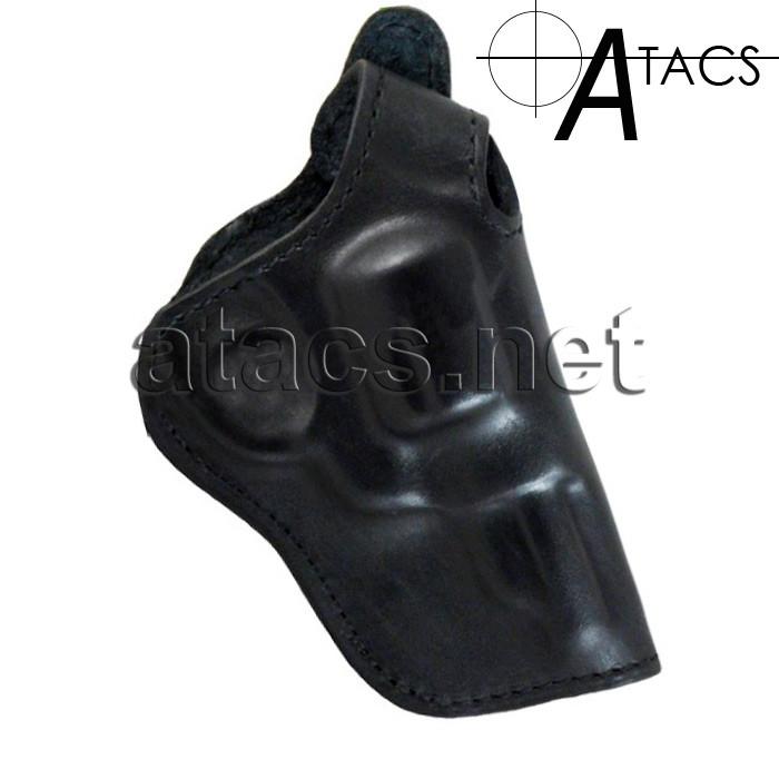 Кобура Медан кожаная на пояс для револьвера