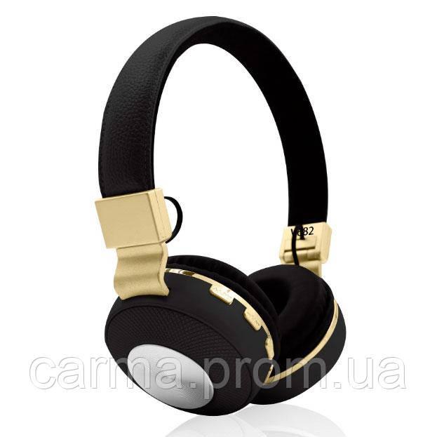 Наушники SVN Headset V682 Black