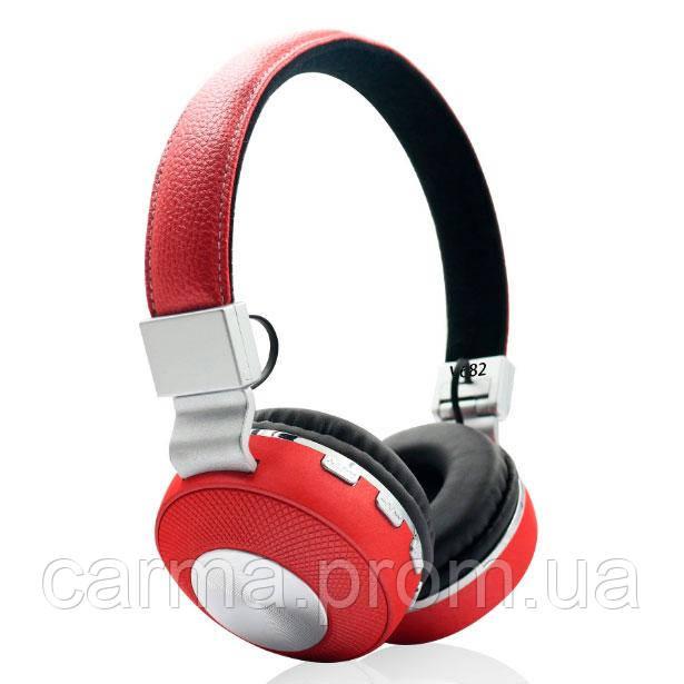 Наушники SVN Headset V682 Red