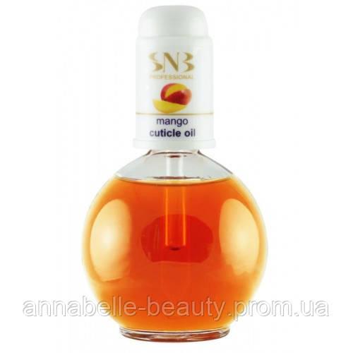 Масло для кутикулы «Манго» SNB Professional 75 мл