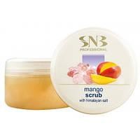 Скраб из гималайской солью «Манго» SNB Professional 300 мл