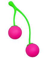"""Ben Wa Balls Cherry - вагинальные шарики """"Вишенки"""", фото 1"""