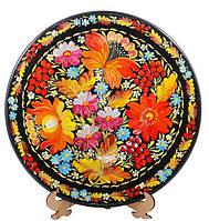 Тарілка Петриківські барви