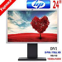 Монитор 24 '' HP LP2465 (FULL HD / S-PVA)/1920x1200 (16:10) (к.3897)