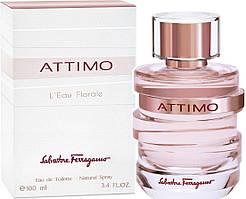 Женская Туалетная вода Salvatore Ferragamo Attimo L`Eau Florale (100 мл )