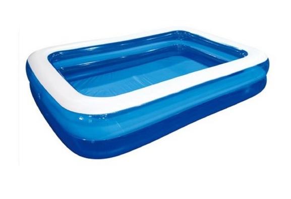 Семейный надувной бассейн 200X150X50см Jl010291
