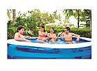 Семейный надувной бассейн 200X150X50см Jl010291, фото 2