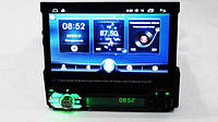 Автомагнитола 1DIN DVD-9901 Android GPS с выездным экраном, фото 1