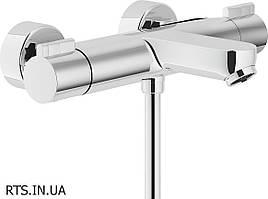 Смеситель для ванной Nobili AB87010/1CR  термостатический