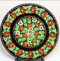 Декоративна тарілка Літні фарби