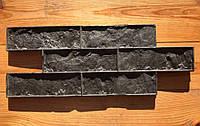 """Полиуретановый штамп-форма для плитки """"Колотый кирпич"""" 2 в 1"""