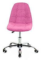 Кресло мастера Alex Шенилл, лиловый