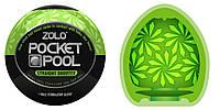 Мастурбатор Zolo - Pocket Pool Straight Shooter