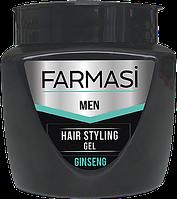 Гель для укладки волос для мужчин Farmasi Men 300 мл.Farmasi.