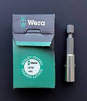 "Адаптер для бит WERA 1/4"" L 50 мм, фото 1"