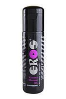 Съедобный массажный гель клубника Eros Kissable Massage Gel Strawberry 100 ml