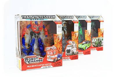 Трансформер-робот Warrior