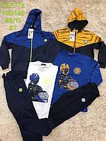 Спортивные костюмы на мальчика оптом, S&D, 116-146 рр