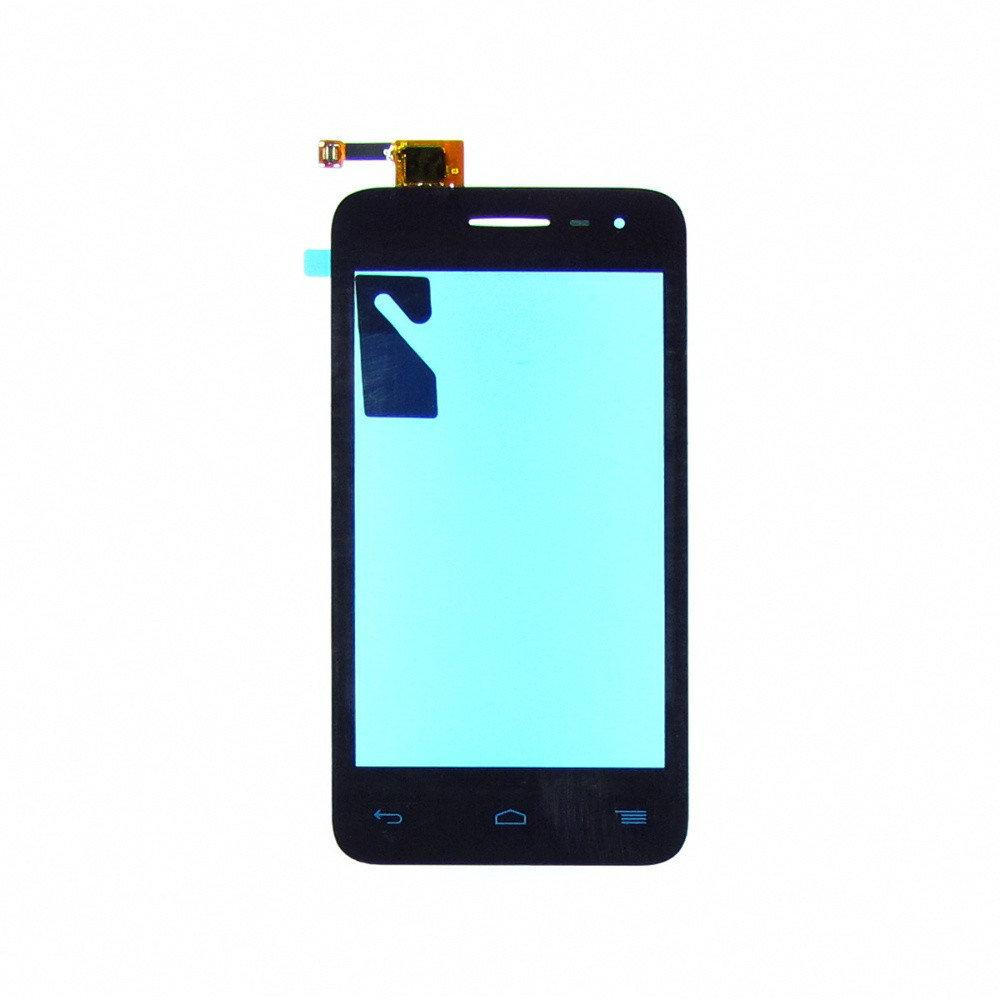 Тачскрин для Alcatel 5050A One Touch Pop S3/ 5050X/ 5050Y чёрный Оригинал (проверен)