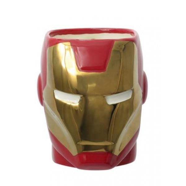 Чашка BoxShop Железный человек 350 мл (C-4269)