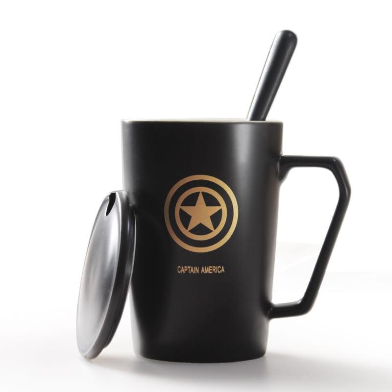 Чашка BoxShop Капитан Америка 350 мл (C-4249)