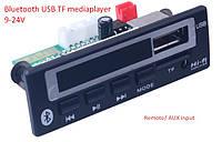 NEW! Декодер плеер с Bluetooth 4.0 MP3/FM/USB/SD/AUX Модуль Decoder 12V + дистанция DIY, фото 1