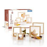 Набор блоков Natural Play Лупа Guidecraft (G3018)