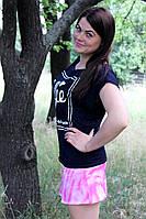 Мини-юбка женская летняя