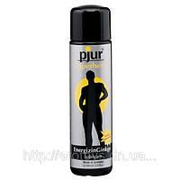 Мужская смазка с возбуждающим эффектом Pjur Superhero EnergizinGinkgo 100 ml