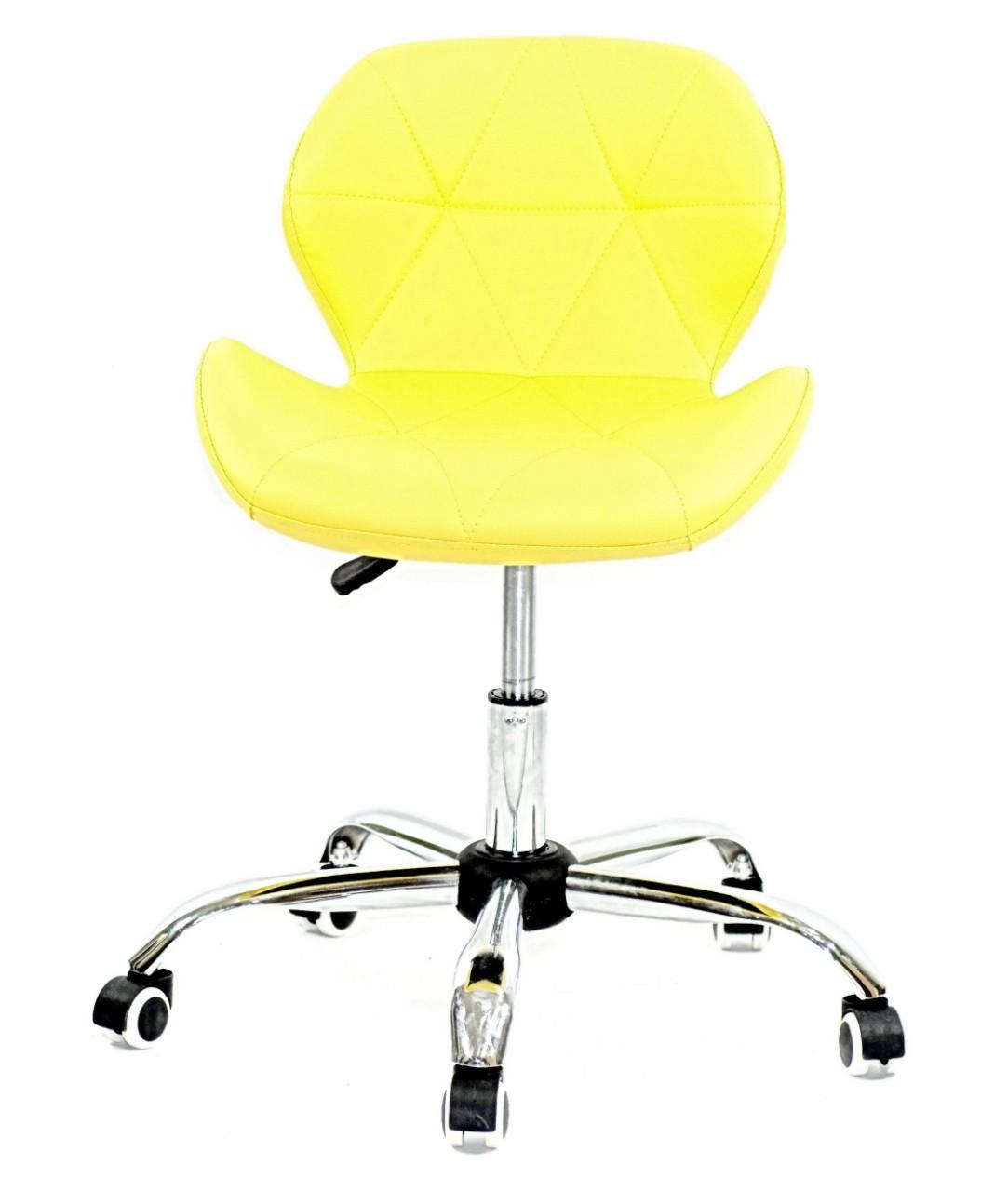Крісло майстра Invar, жовте