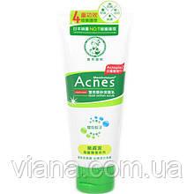 Антибактериальная пенка для умывания с витаминами С и E для проблемной кожи Mentholatum Acnes Creamy Wash