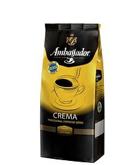 Кофе зерновой Ambassador Crema 1000 г