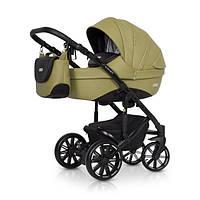 Детская коляска 2 в 1 Riko Sigma 05 Olive