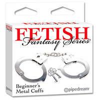 Наручники металл Fetish Metal Cuffs