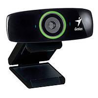 Веб-камера 2.0 Мп Genius FaceCam 2020 Black (32200233101)