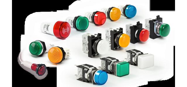 Коммутаторы и светосигнальная аппаратура