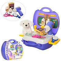 Игровой набор Парикмахерская для животных Pet Store 8356-57
