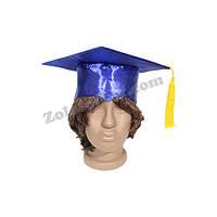 Детская академическая шапка ученого 56 - 60