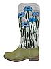 Обувь из конопли. Сапоги зимние женские «Васильково поле»