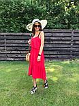 Женский сарафан на бретелях (в расцветках), фото 7