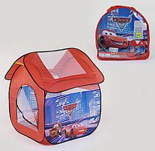 """Детская палатка-домик в сумке """"Молния"""""""